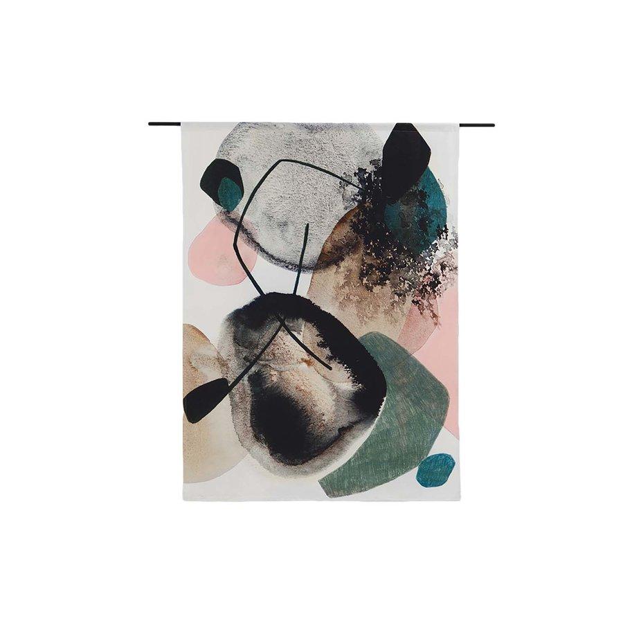 Urban Cotton wandkleed Splash-1