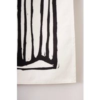 thumb-Urban Cotton wandkleed Vogel-3