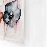 thumb-Wandkleed Flowers in Soft Hues-3
