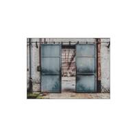 thumb-Wandkleed Spinning Doors-5