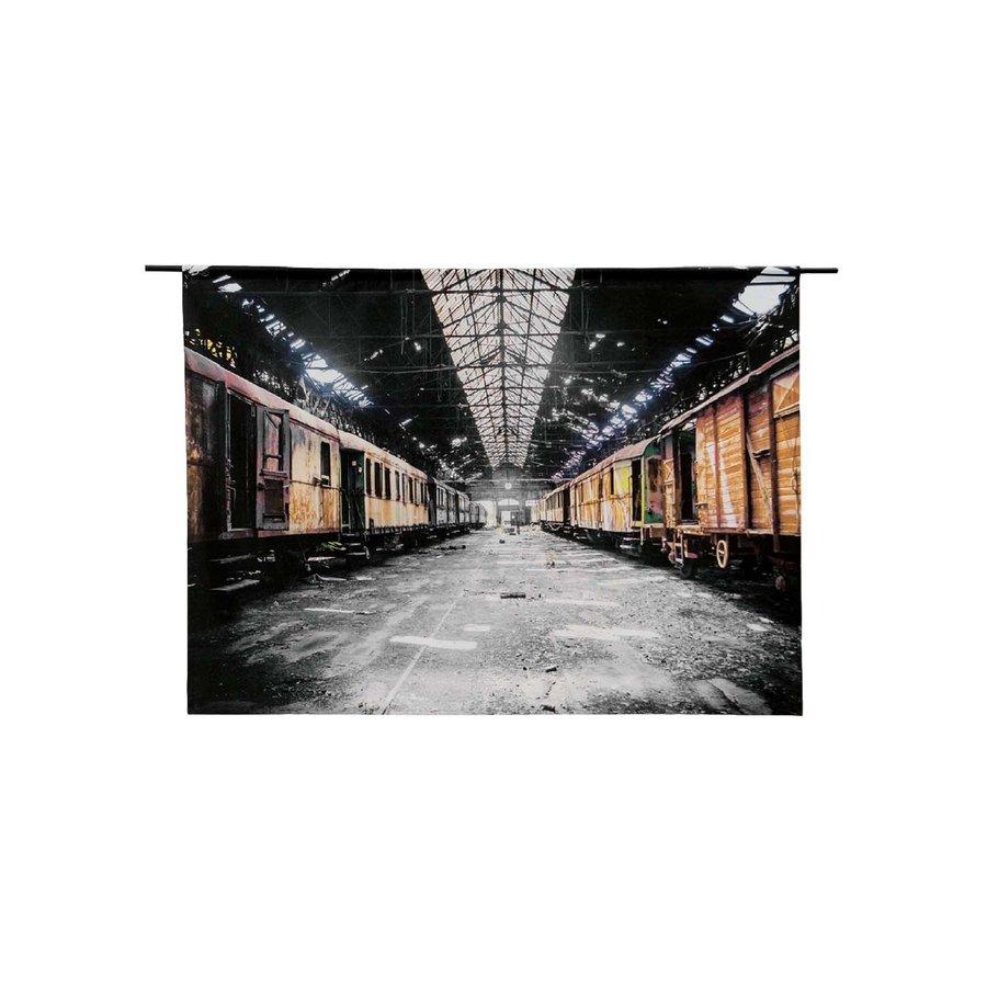 Wandkleed Depot-1
