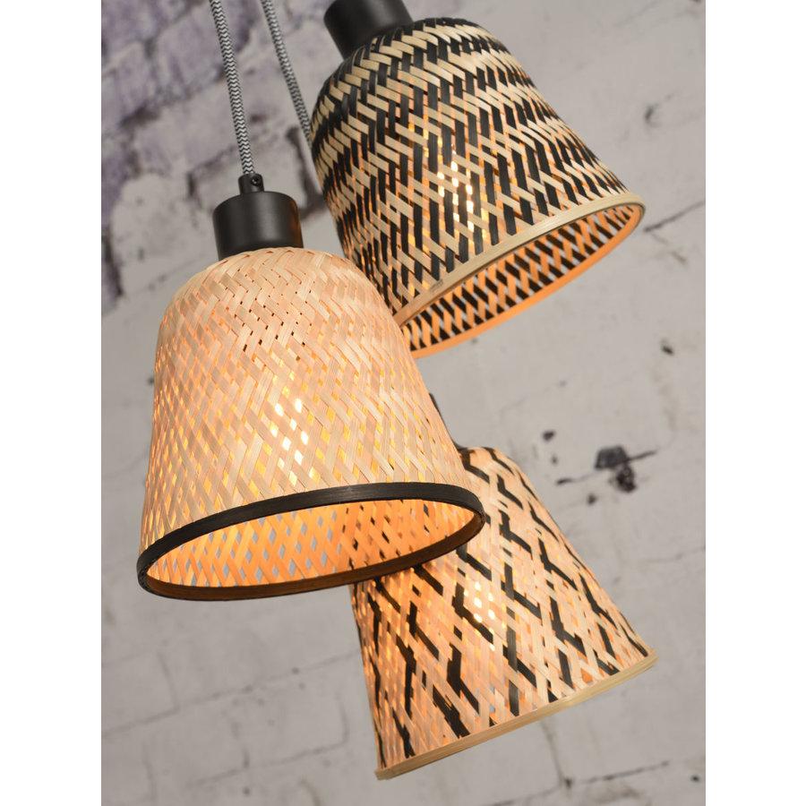 Hanglamp Kalimantan Bamboo 3-kaps-6