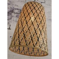 thumb-Hanglamp Kalimantan Bamboo tapered maat S-3