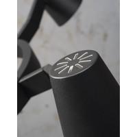 thumb-Moderne kroonluchter Biarritz wit of zwart-7