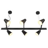 thumb-It's about RoMi | Hanglamp Biarritz recht wit of zwart-10