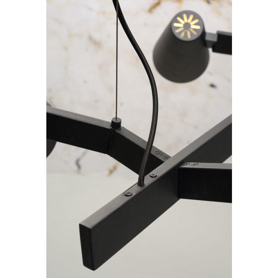 It's about RoMi | Hanglamp Biarritz recht wit of zwart-9