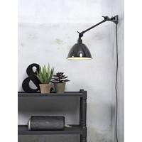thumb-Wandlamp / Plafondlamp Amsterdam metaal zwart (maat S)-3