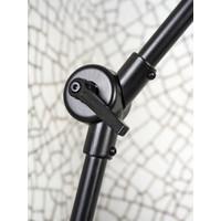 thumb-Wandlamp / Plafondlamp Amsterdam metaal zwart (maat S)-6