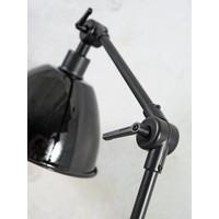 thumb-Tafellamp Amsterdam metaal zwart-5
