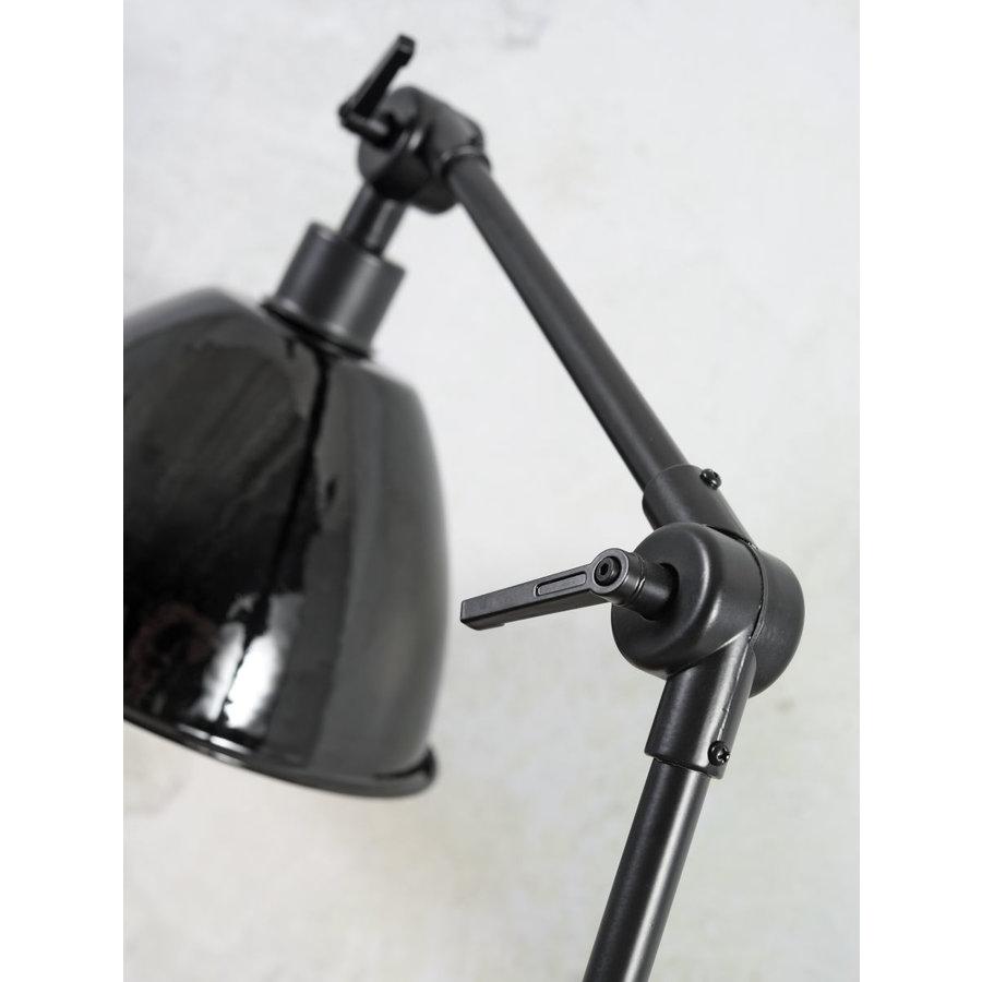 Tafellamp Amsterdam metaal zwart-5