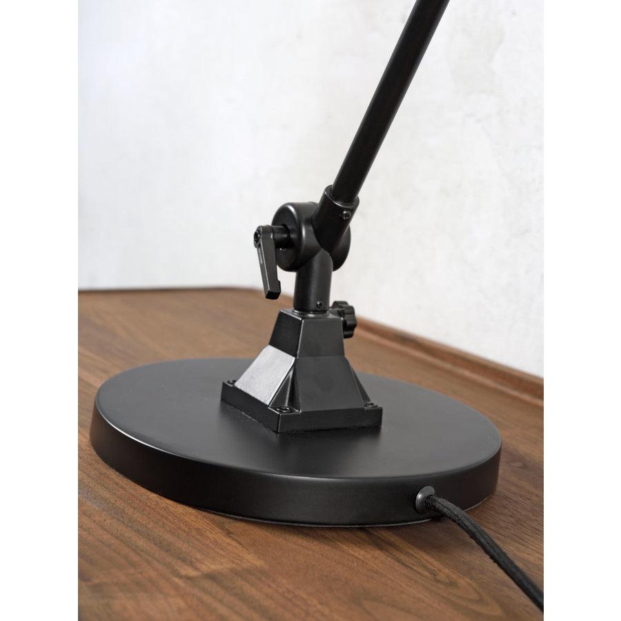 Tafellamp Amsterdam metaal zwart-7