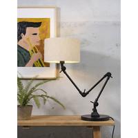 thumb-Tafellamp Amsterdam  met lampenkap textiel-9