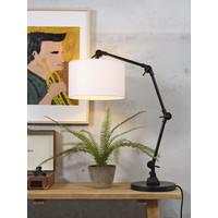 thumb-Tafellamp Amsterdam  met lampenkap textiel-3