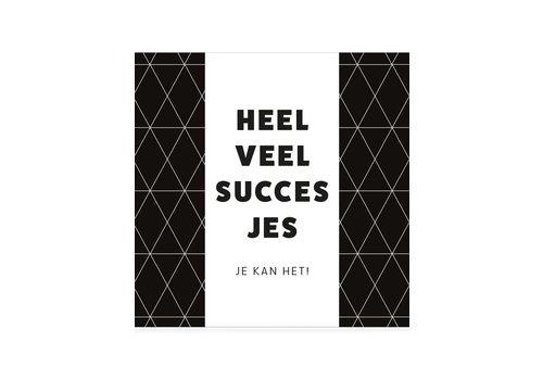 CHOCOLADEWENS • HEEL VEEL SUCCESJES