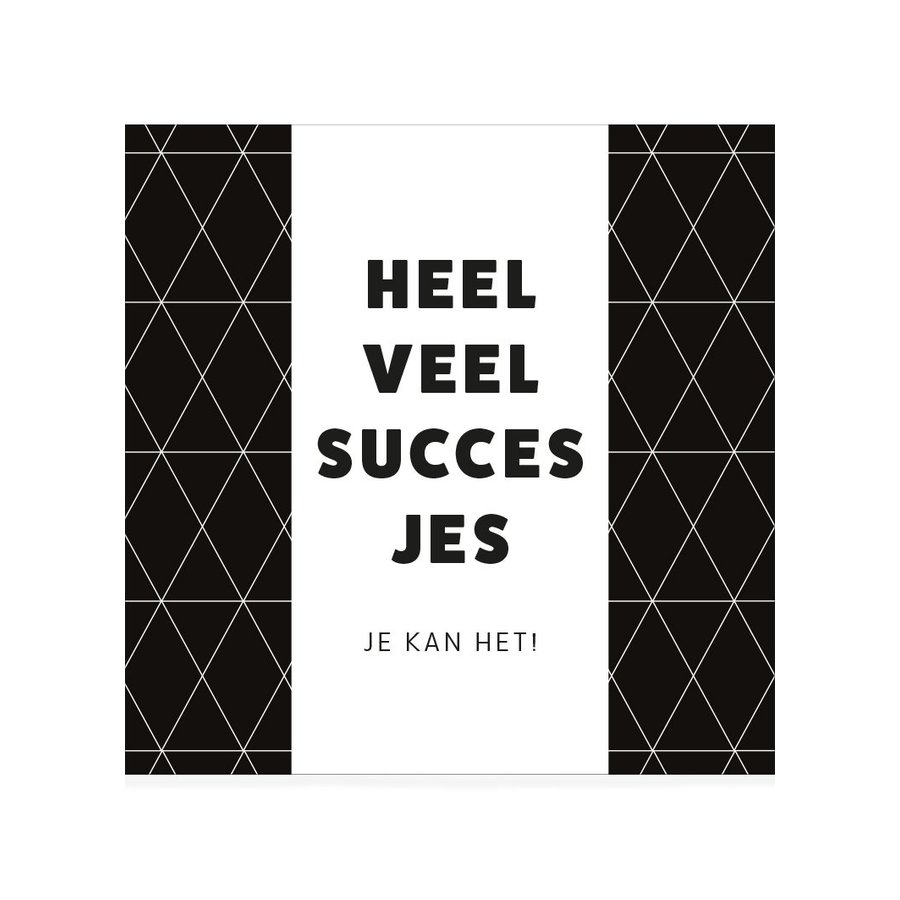 CHOCOLADEWENS • HEEL VEEL SUCCESJES-1
