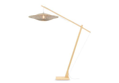 Vloerlamp Bali verstelbaar
