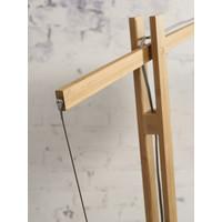 thumb-Vloerlamp Bali bamboe verstelbaar-7