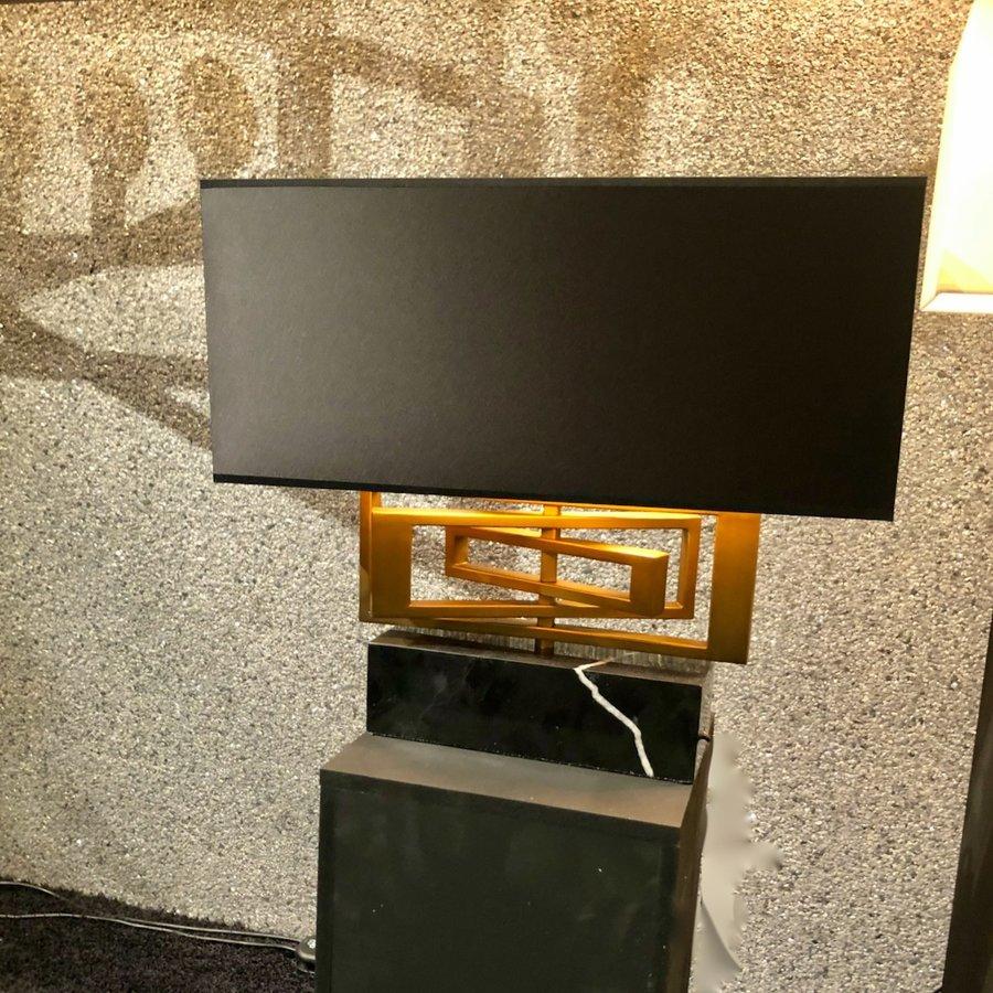 Tafellamp AVENUE in zilver of brass-4