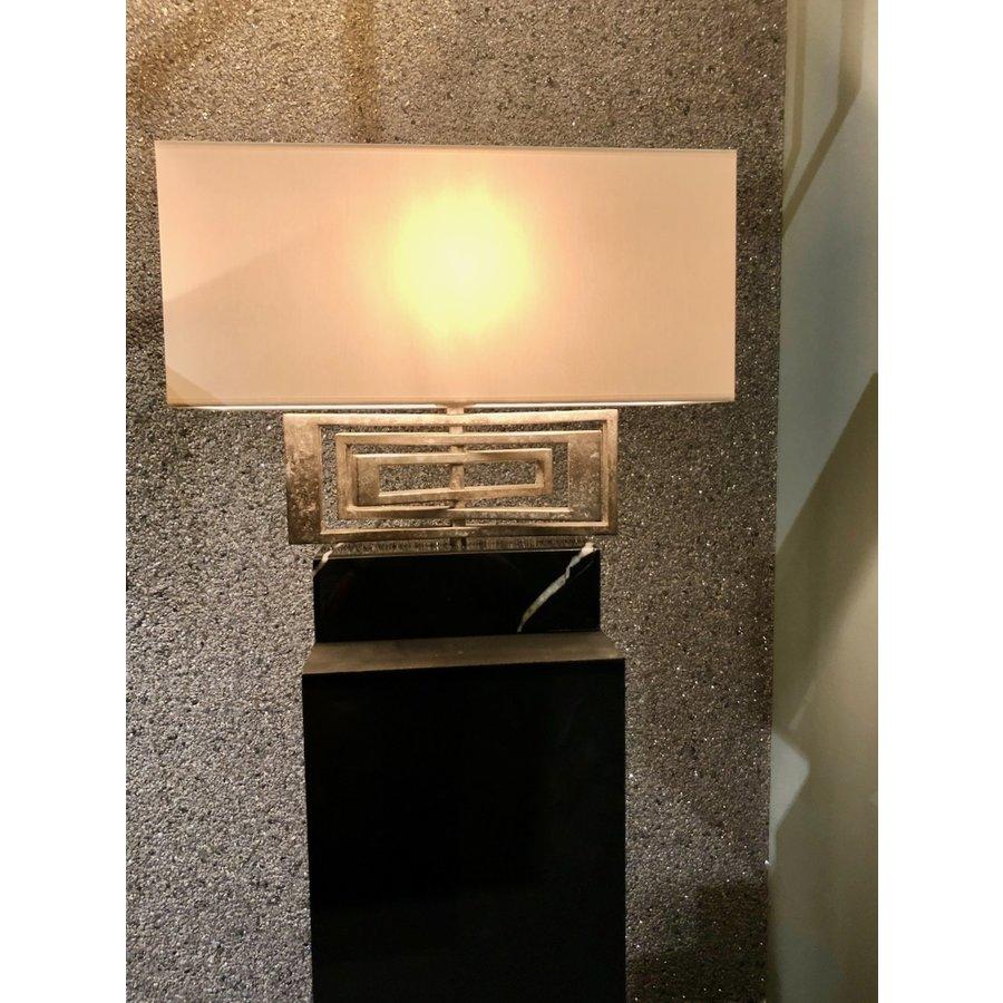 Tafellamp AVENUE in zilver of brass-3