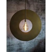 thumb-Hanglamp Corum in ambachtelijk metaal, 4 kleuren, 2 maten-2