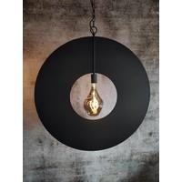 thumb-Hanglamp Corum in ambachtelijk metaal, 4 kleuren, 2 maten-3