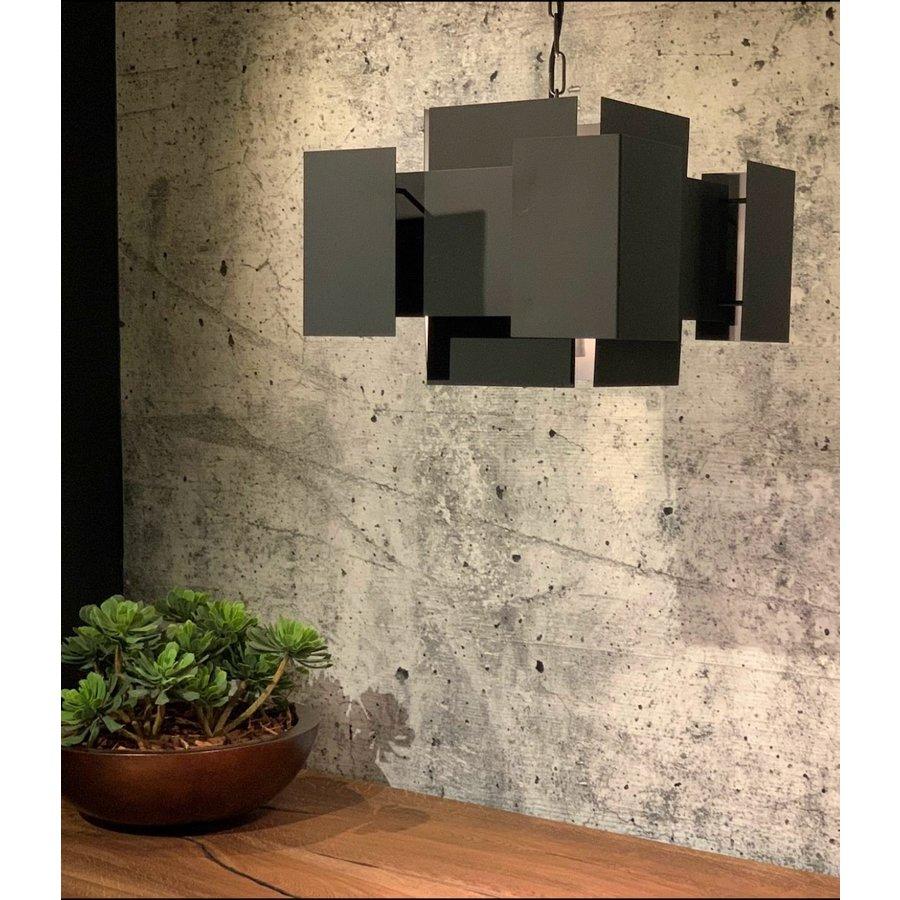 Hanglamp LUX in Brass of Industrial Dark-1