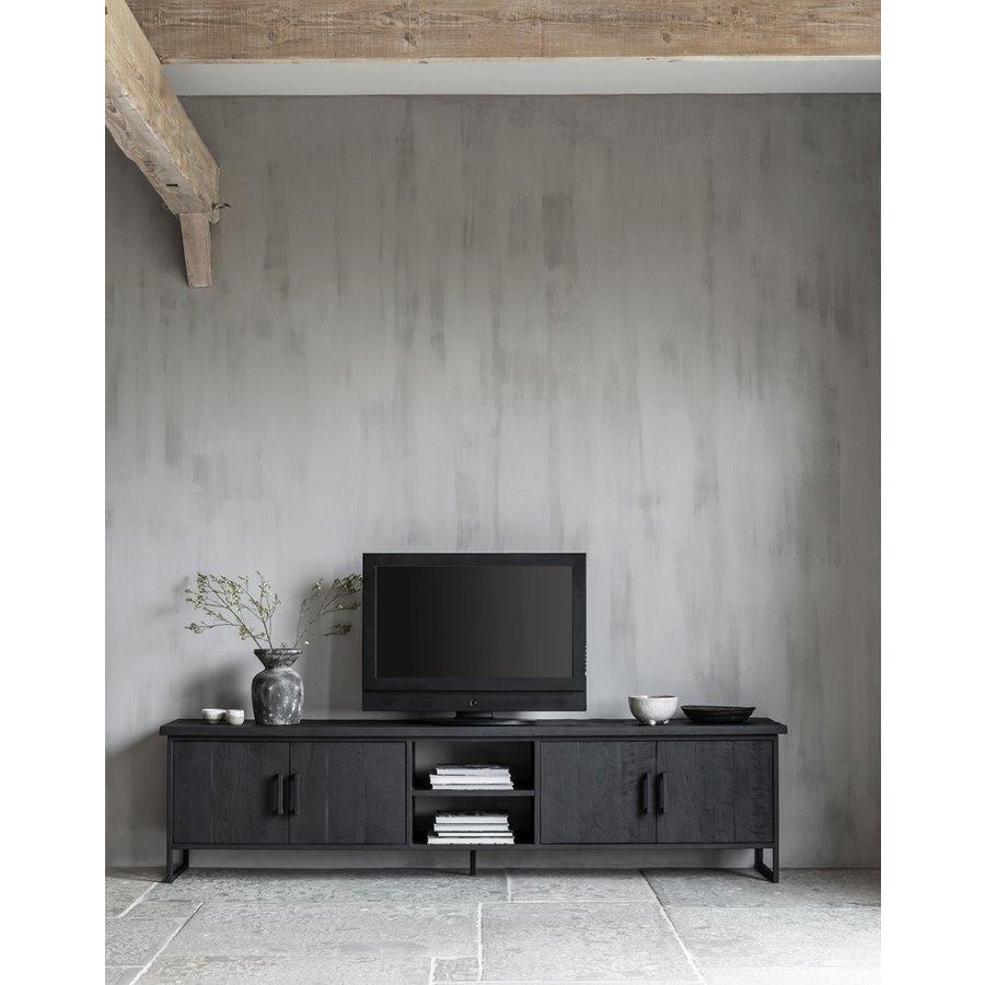 TV Meubel Timeless  Beam Black No.2   3 maten-9