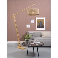 thumb-Vloerlamp IGUAZU naturel verstelbaar-3