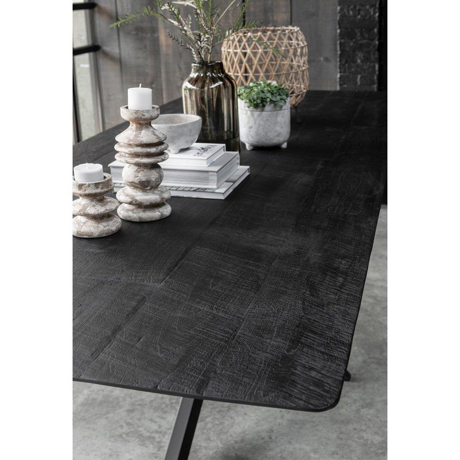 Eettafel Timeless Black Curves, 2 afmetingen-4