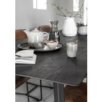 thumb-Eettafel Timeless Black Shape, langwerpig-6