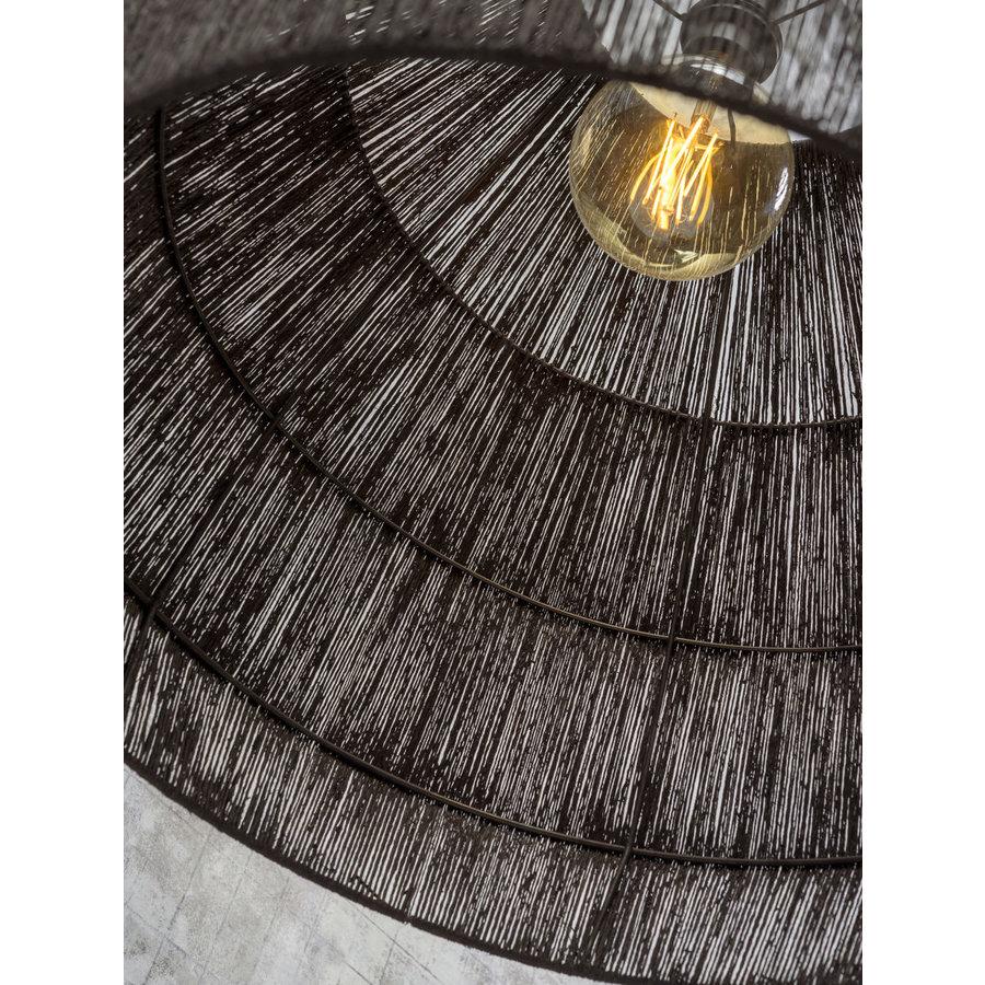 Hanglamp Iguazu tapered jute-8