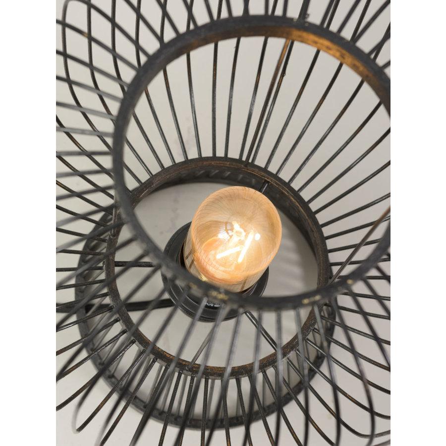 Tafellamp CANGO in bamboe zwart of naturel-9