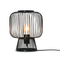 thumb-Tafellamp CANGO in bamboe zwart of naturel-2