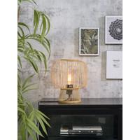 thumb-Tafellamp CANGO in bamboe zwart of naturel-5