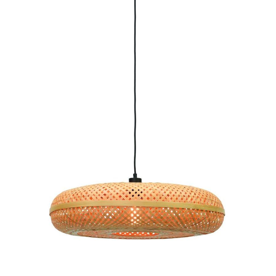 Hanglamp Palawan bamboe flat-6