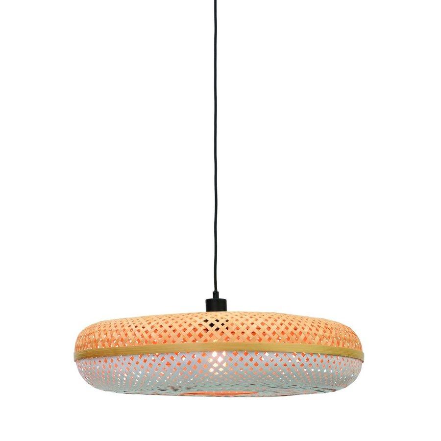 Hanglamp Palawan bamboe flat-4