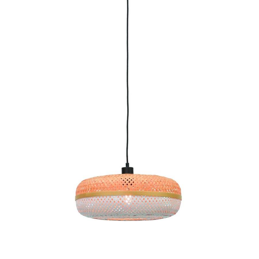 Hanglamp Palawan bamboe flat-1