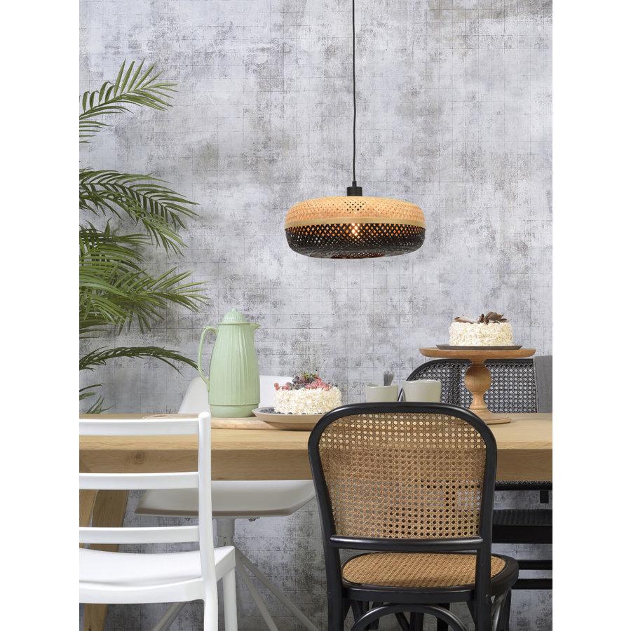 Hanglamp Palawan bamboe flat-8