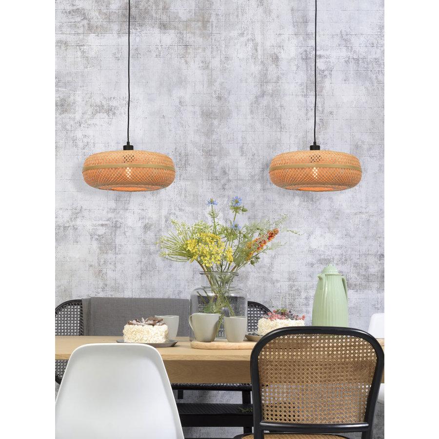 Hanglamp Palawan bamboe flat-9