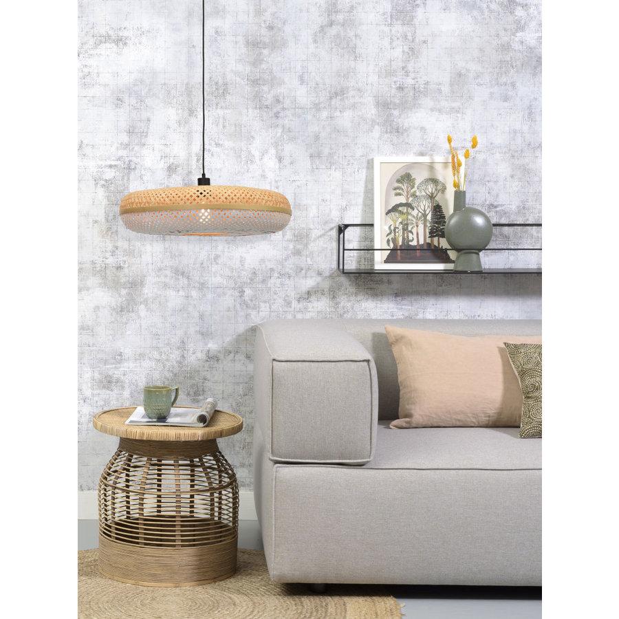 Hanglamp Palawan bamboe flat-10