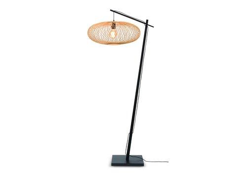 Vloerlamp Cango bamboe