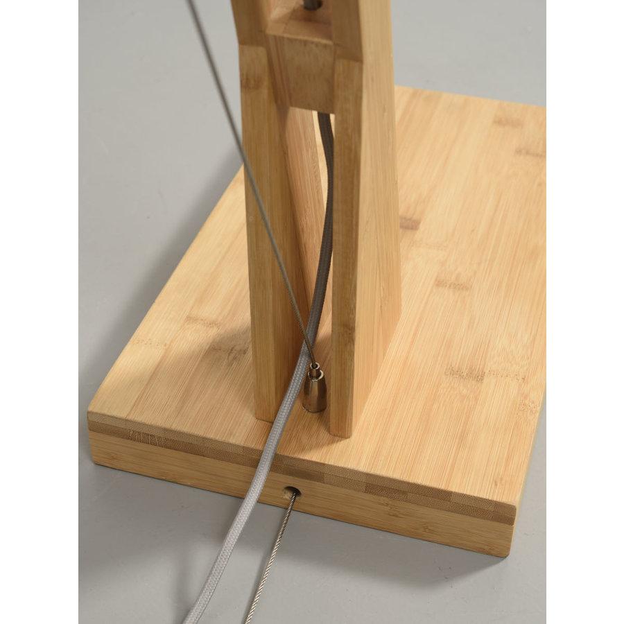 Vloerlamp CANGO bamboe verstelbaar-9