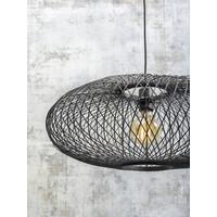 thumb-Vloerlamp CANGO bamboe verstelbaar-7