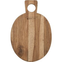 thumb-Broodplank Delicious hout rond-2