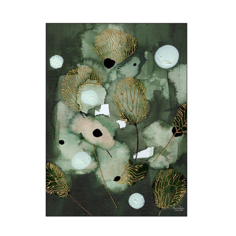 Wandkleed Forest Flowers-3