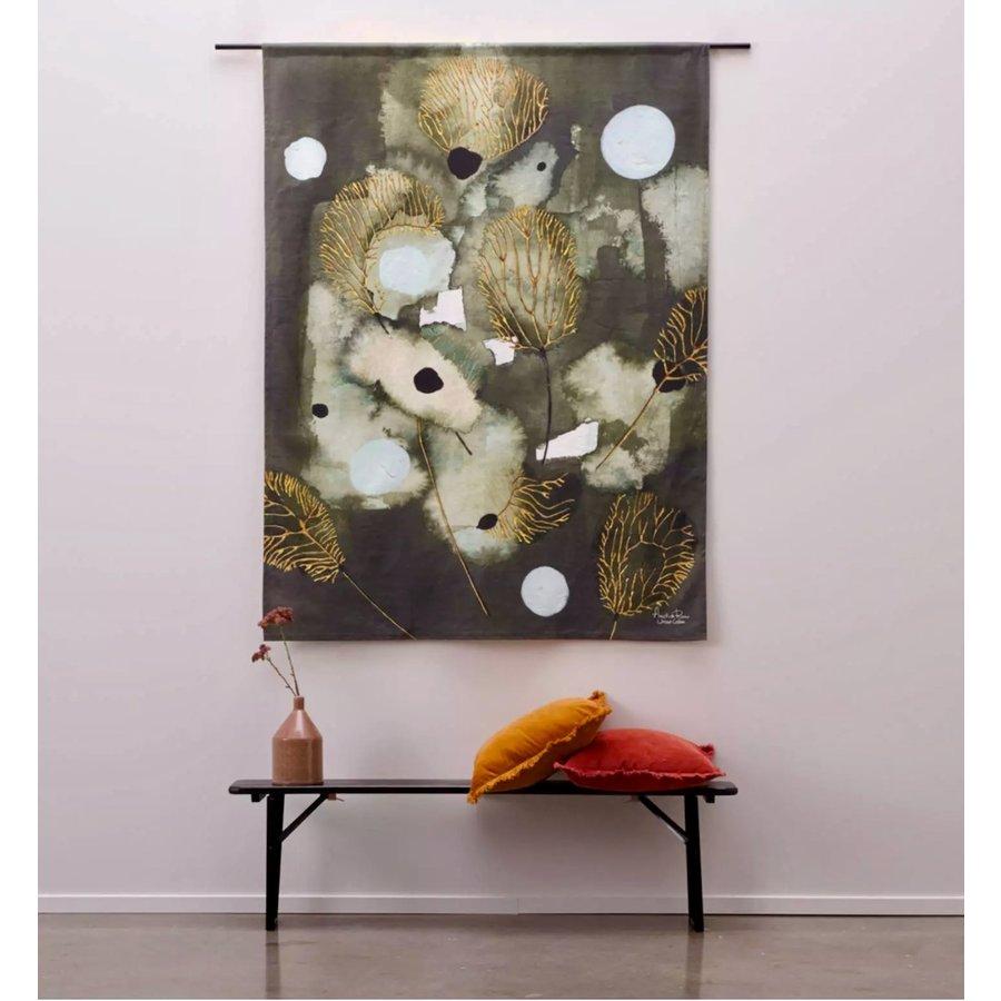 Wandkleed Forest Flowers-2