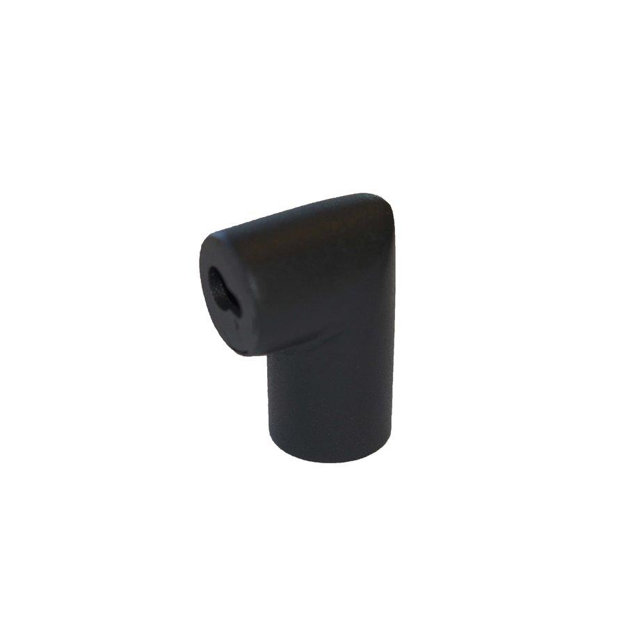 Wandkleed Black Denim-7