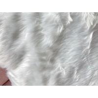 thumb-Kussen Fluffy wit 45 x 45 cm-5