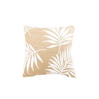 Kussen White Palm 45 x 45 cm