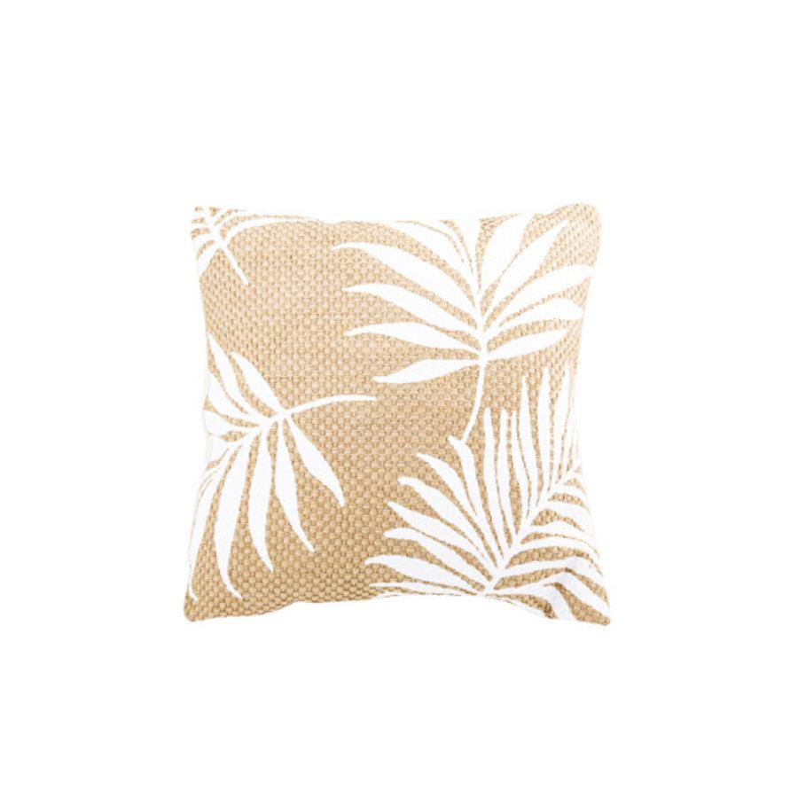 Kussen White Palm 45 x 45 cm-1